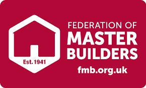 Badge for the Federation of Master Builders